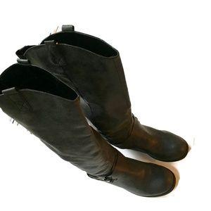 89825b9391a Women's Knee High Boots Target Size 11 Horseshoe